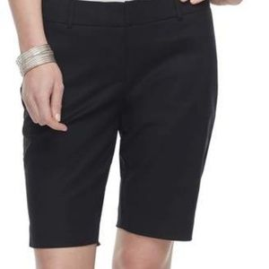 Apt.9 shorts for women,black,size 4,stretchable